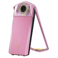 New Casio Exilim EX-TR80 12MP Digital Camera Pink (FREE DELIVERY + 1 YEAR WARRANTY)